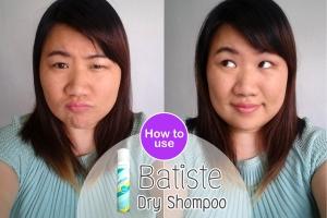 main dry shampoo