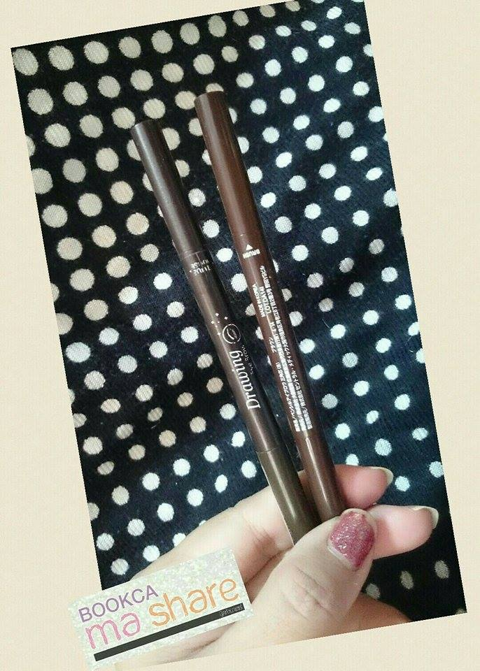 02 eye brow pencil etude vs daiso
