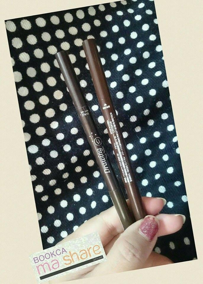 02 eye brow pencil etude vs daiso