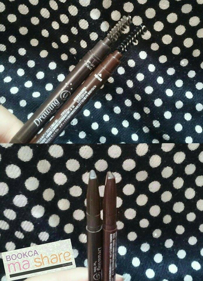 03 eye brow pencil etude vs daiso