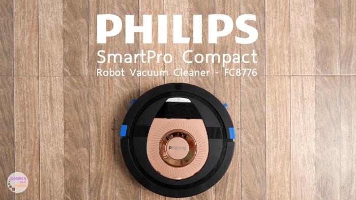 Philips-SmartPro-Compact-Robot-Vacuum-Cleaner-FC8776