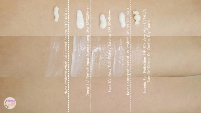 sun-protect-spf-50up-nivea-biore-loreal-suncut-eucerin-oily-skin-03