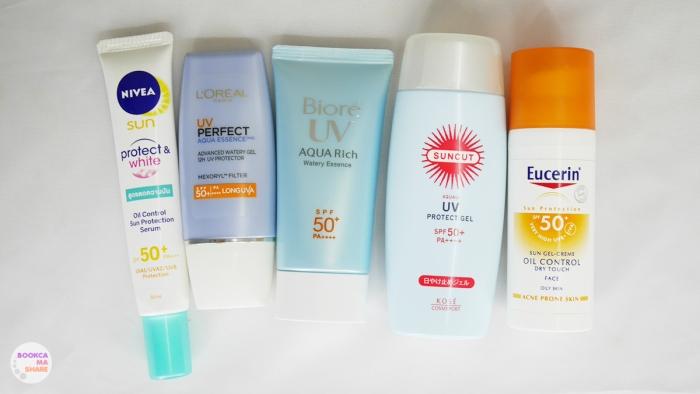 sun-protect-spf-50up-nivea-biore-loreal-suncut-eucerin-oily-skin-05