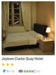 1Clarke Quay - Jayleen Clarke Quay Hotel