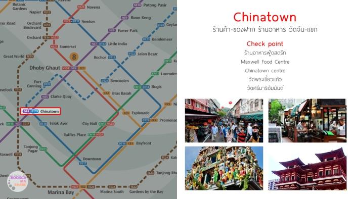 SINGAPORE chinatown maxwell food centre chinatown centre วัดพระเขี้ยวแก้ว วัดศรีมาริอัมมันต์