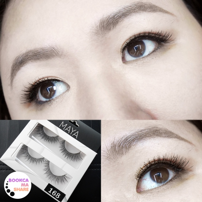 maya-cosmatic-eyelash-waterproof-makeup-jeban-pantip99