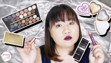 รีวิว: ลองใช้เครื่องสำอาง Makeup Revolution (Eye Shadow | Matte Lip Kit | Highlight)