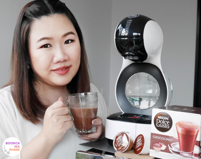 review-pantip-NESCAFE-Dolce-Gusto-starter-package-Lumio-coffe-mechanics-at-home-for-family-21