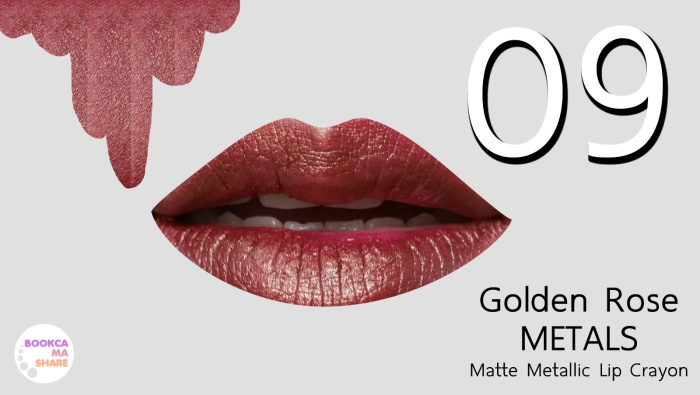 review-seatch-golden-rose-matals-matte-matallic-lip-crayon-jeban-pantip-09