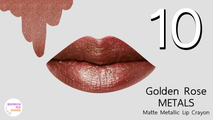 review-seatch-golden-rose-matals-matte-matallic-lip-crayon-jeban-pantip-10