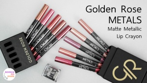 review-seatch-golden-rose-matals-matte-matallic-lip-crayon-jeban-pantip