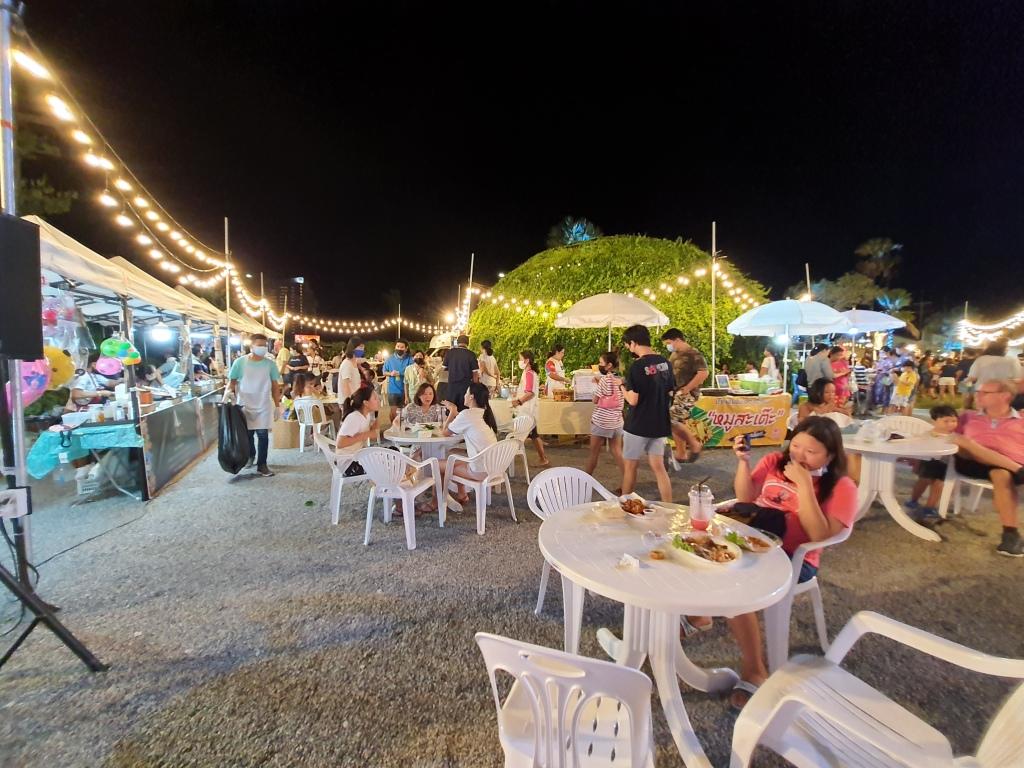 รีวิวที่เที่ยว HUA HIN ONE NIGHT MARKET ไนท์มาร์เก็ตใหม่ ชะอำ - หัวหิน Pantip Wongnai chill pai nai 08